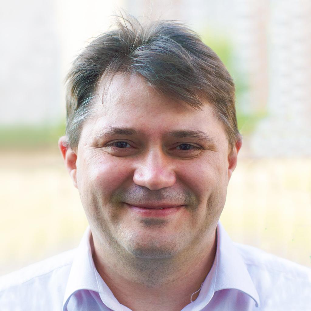 Maxim Ronshin, company founder.