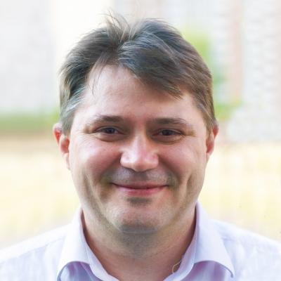 Максим Роньшин, основатель компании.
